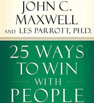 25 ways to win with people book cover