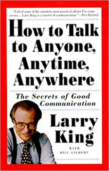 How to Talk to Anyone, Anytime, Anywhere book cover