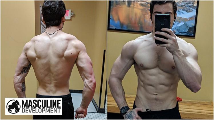 Jon Anthony fitness model