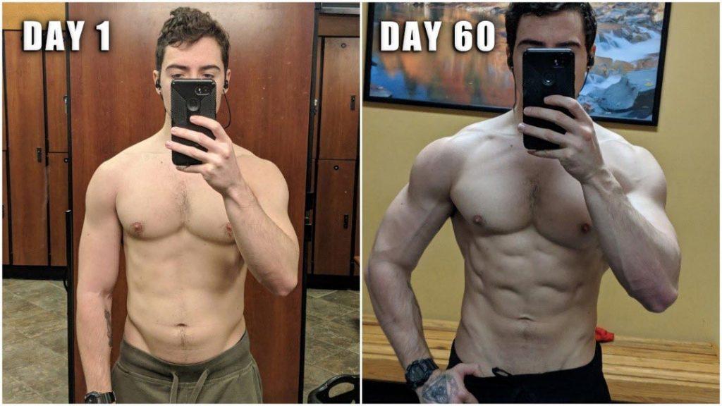 Jon Anthony transformation