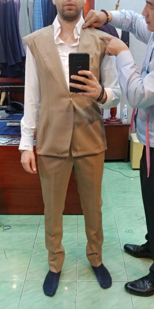 Lucio suit