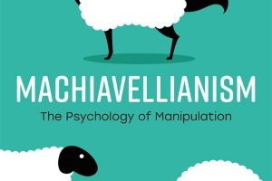 machiavellianism psychology of manipulation cover
