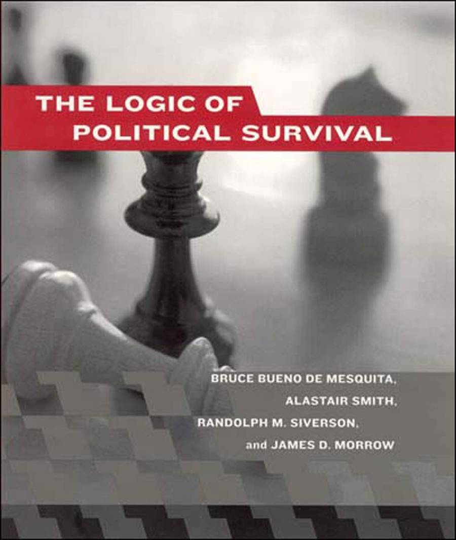 The Logic of Political Survival book cover