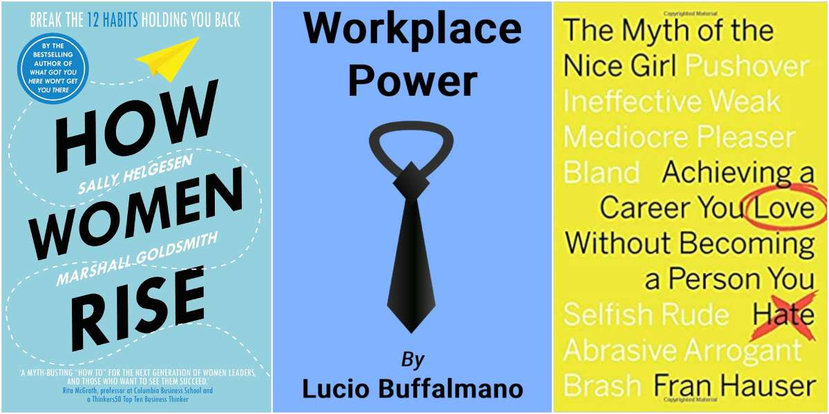 Top 3 business books for women