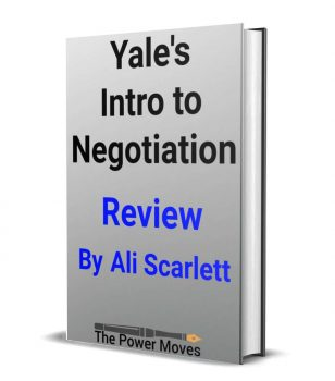 cover review of yale course on negotiation