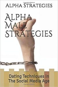 alpha male strategies book cover