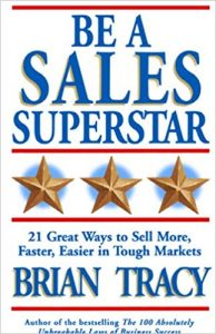 be a sales superstar book cover