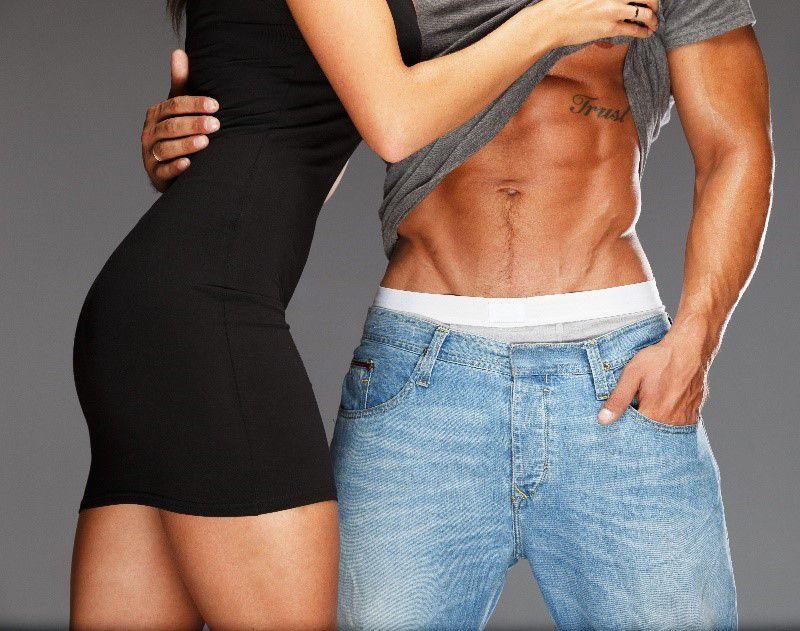 jacked men attract women