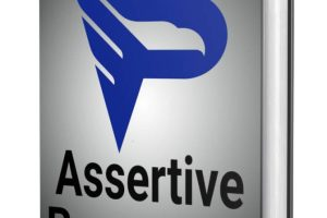 best assertiveness books cover