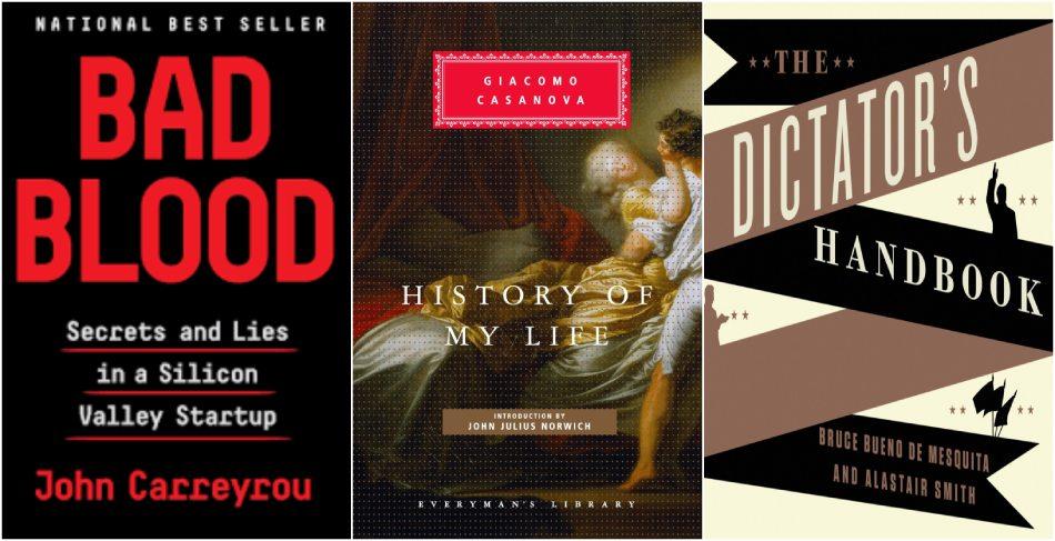 top 3 best dark triad books