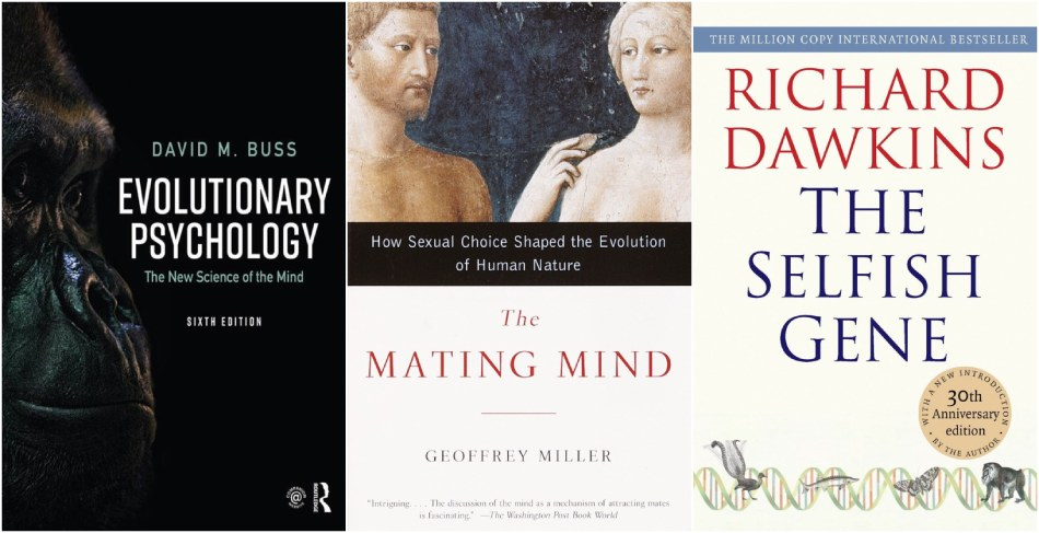 best evolutionary psycology books