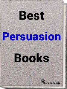 best influence and persuasion books
