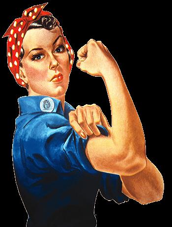 feminist woman