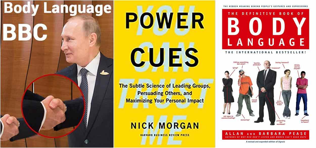 body language book reviews