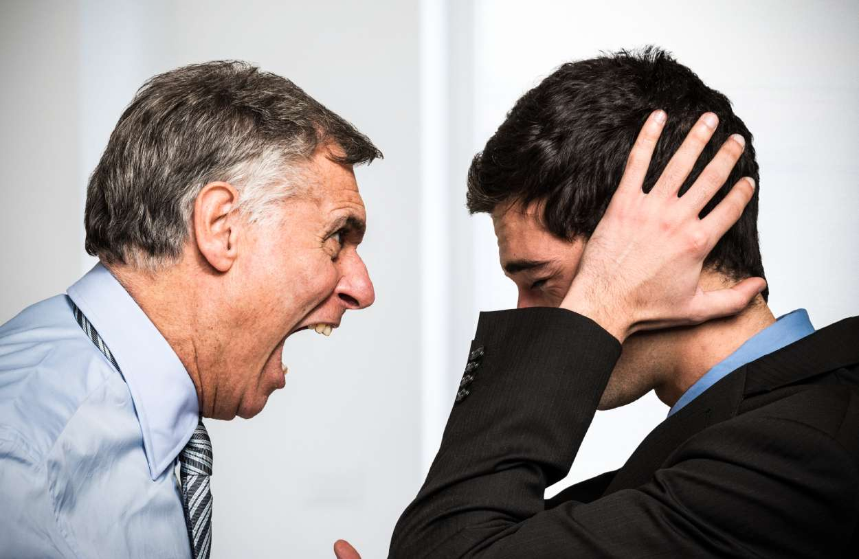 8 Steps to Handle A Boss Who Shouts at You | The Power Moves