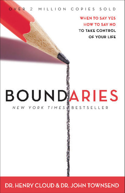 boundaries henry cloud book
