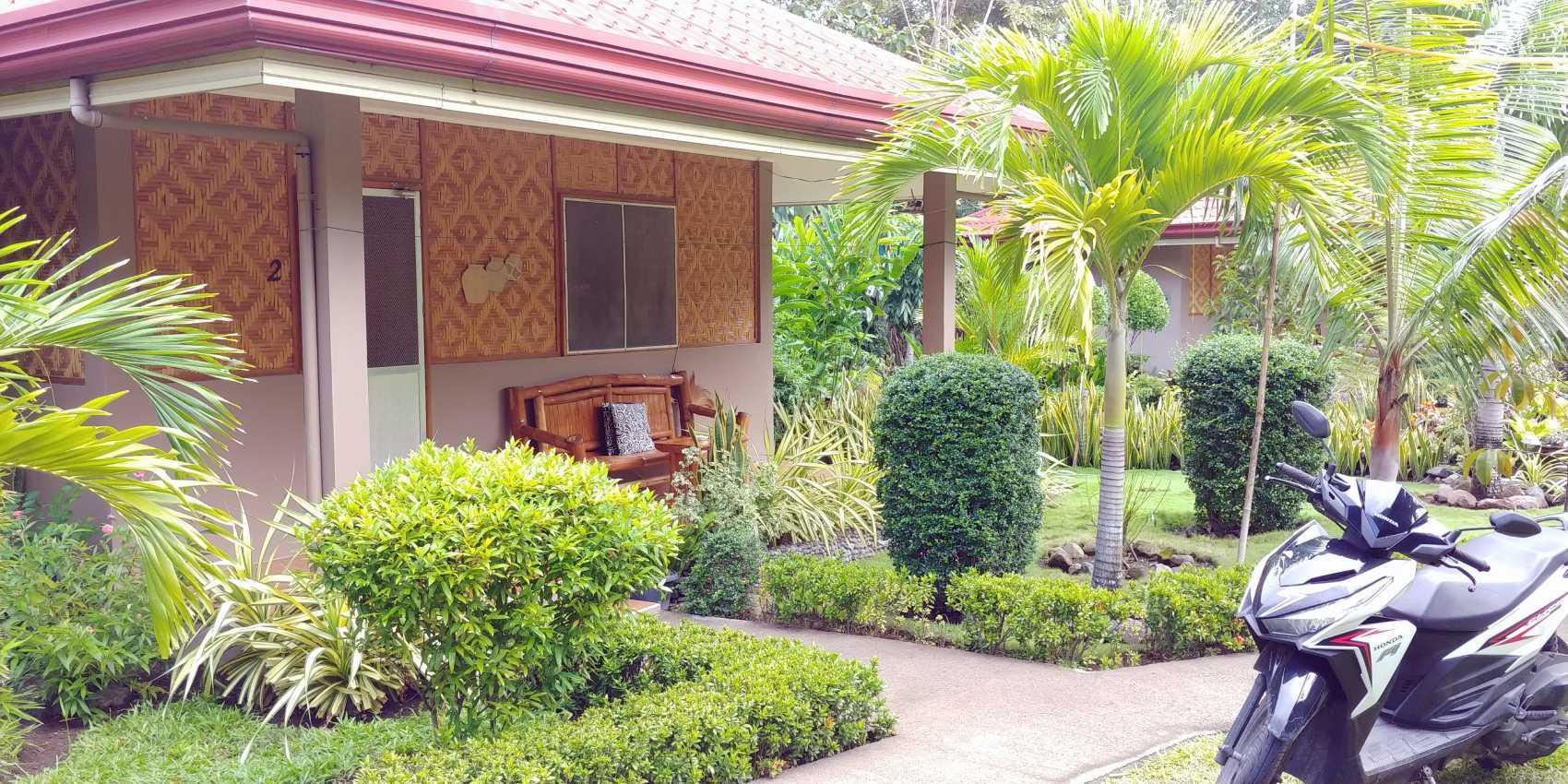 bungalow in camiguin