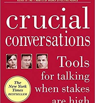 crucial conversations book cover
