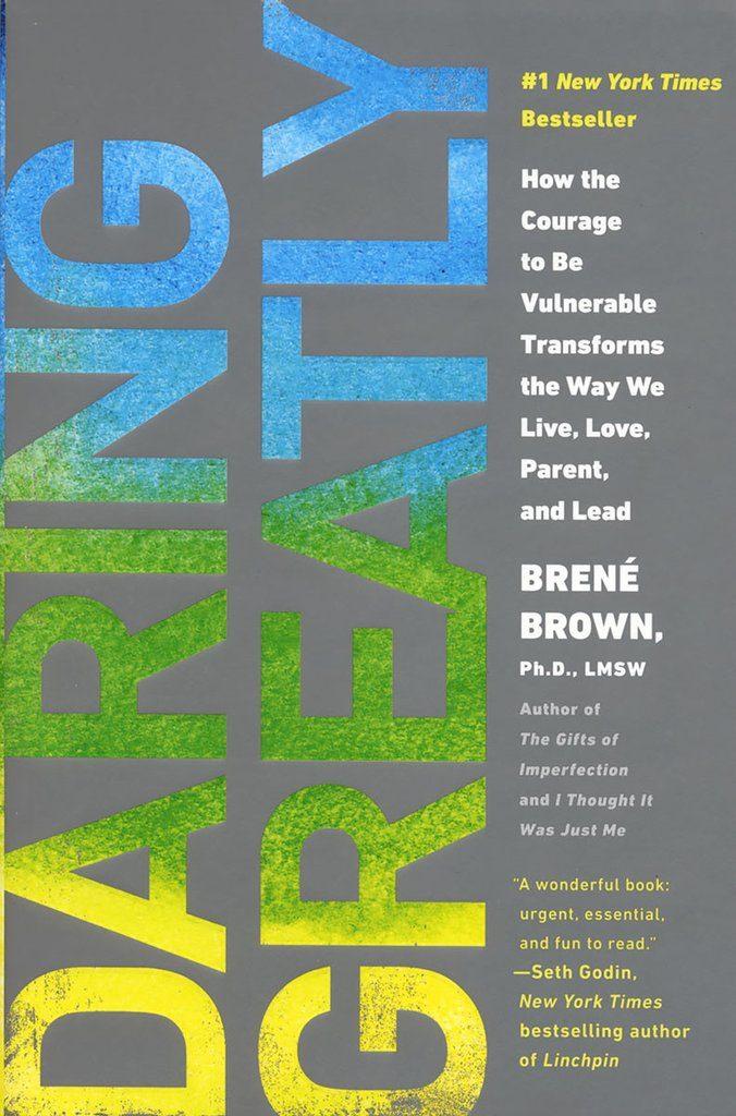 daring greatly book cover