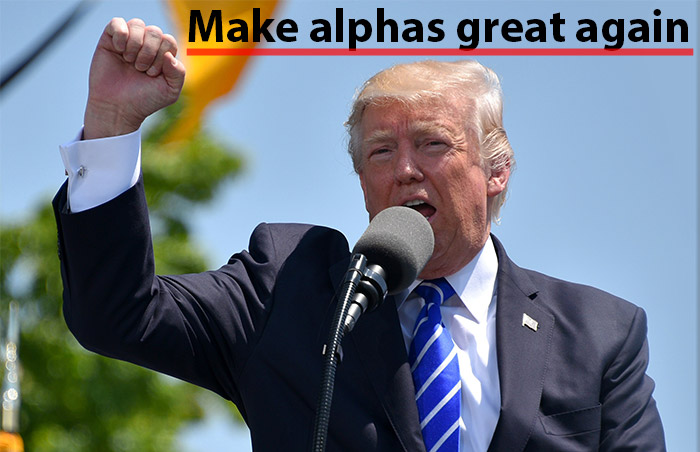 donald trump for the red pill