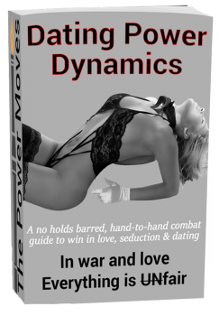 Dating Power Dynamics book cover