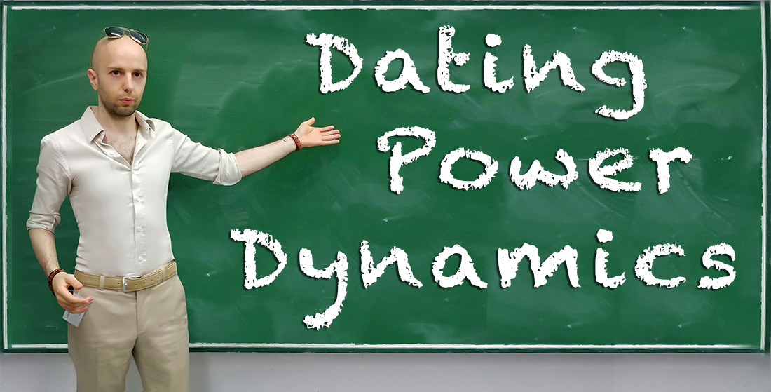 Lucio Buffalmano author of Dating Power Dynamics