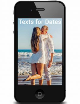 texts for dates
