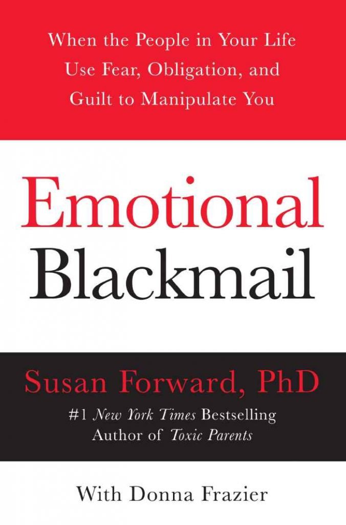 emotional blackmail book cover