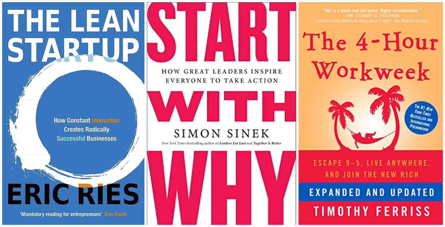 entrepreneurship book summaries