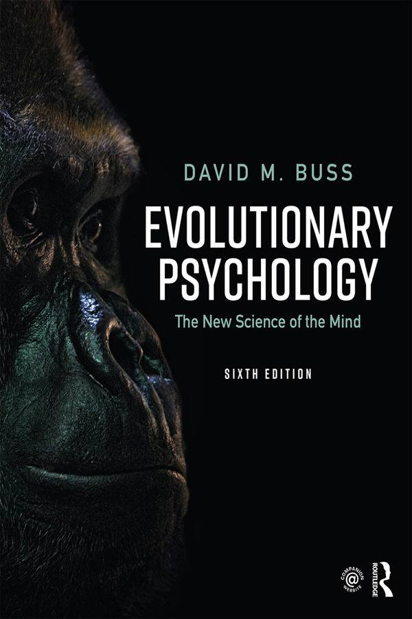 evolutionary psychology book cover