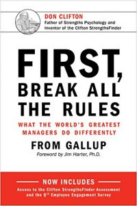 first break all the rules book cover