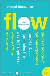 flow book cover