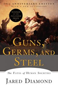 guns germs and steel book cover
