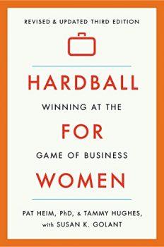 hardball for women book cover