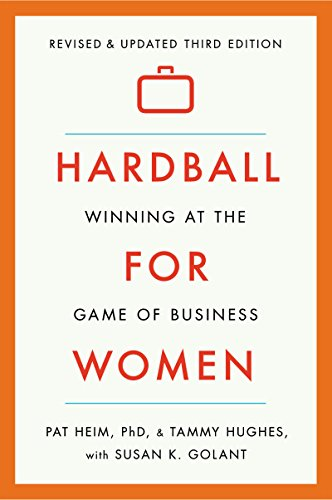 hardball for women book cover