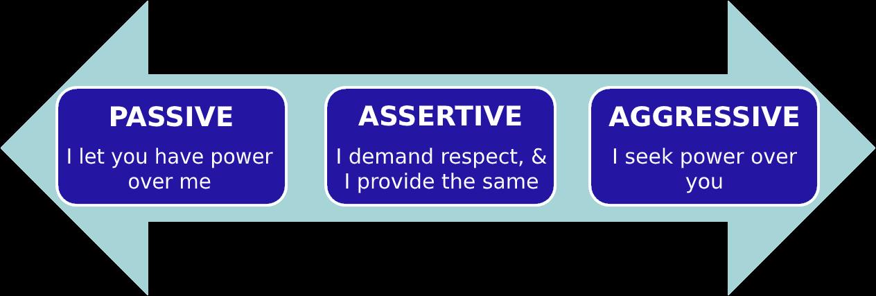 high quality men and assertiveness