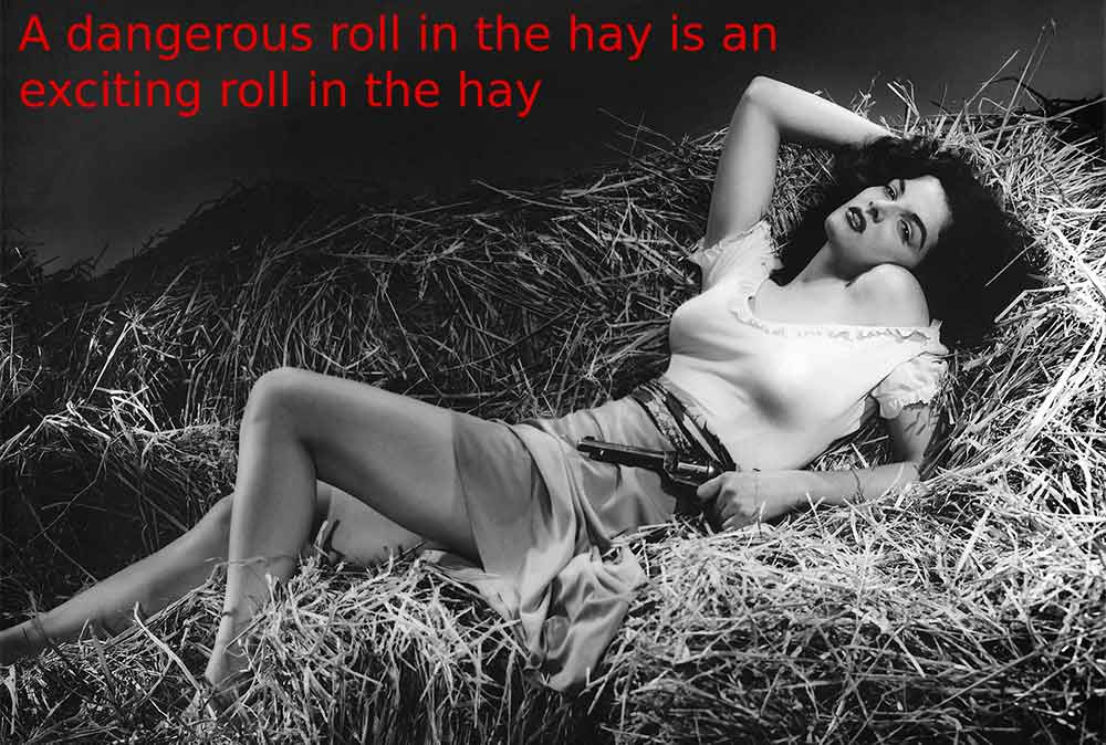 dangerous woman seduction