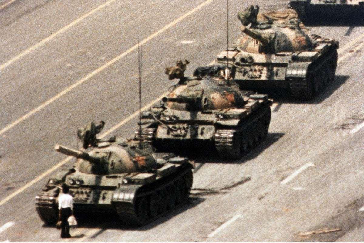 Tienammen tanks