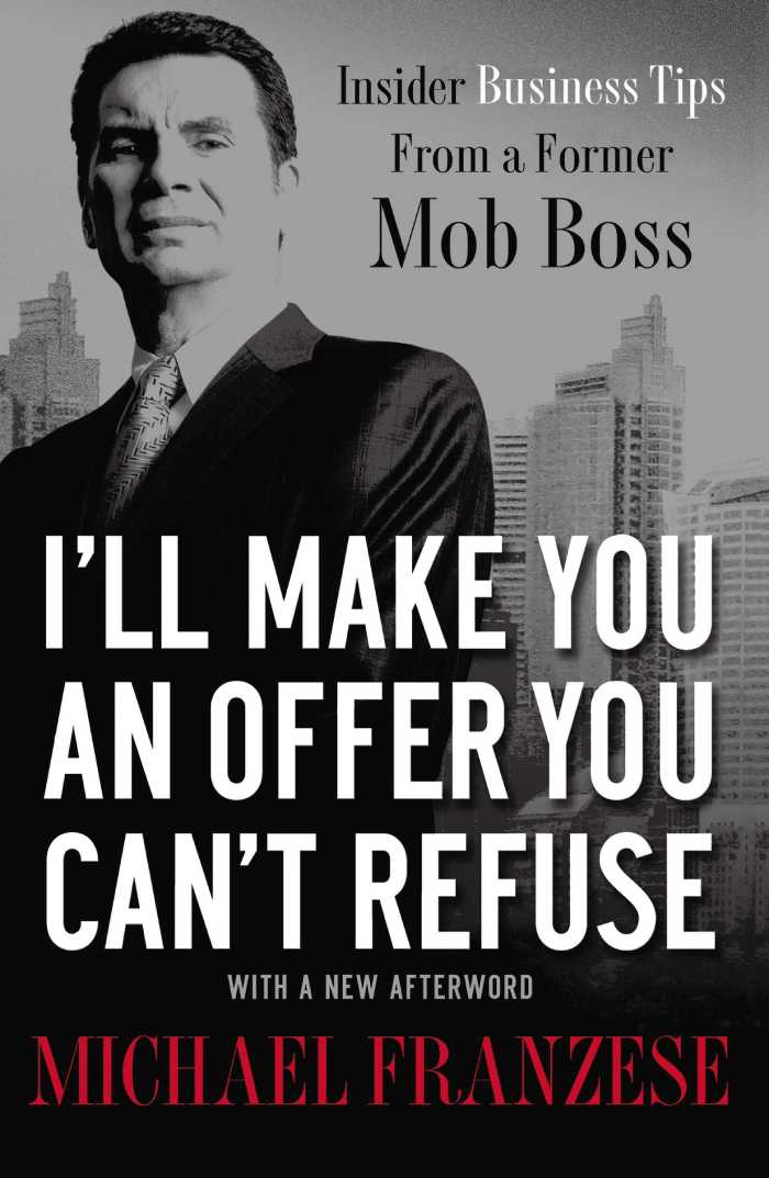 I'll make you an offer you can't refuse book cover