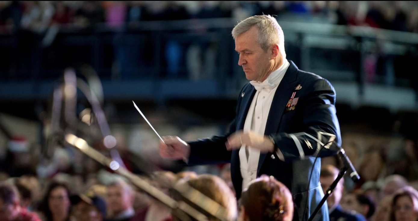 orchestra conductor leader