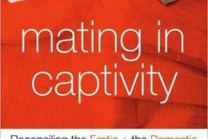 mating in captivity cover