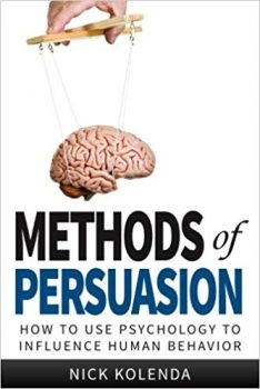 methods of persuasion book cover