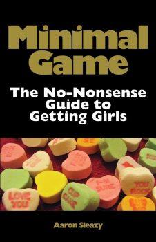 minimal game book cover