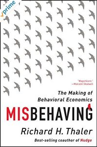 misbehaving book cover