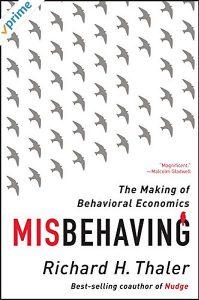 misbehaving book cover