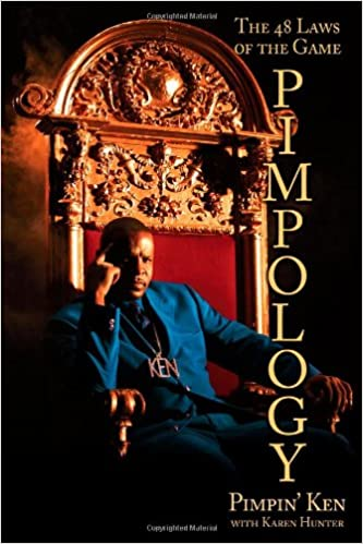 pimpology book cover
