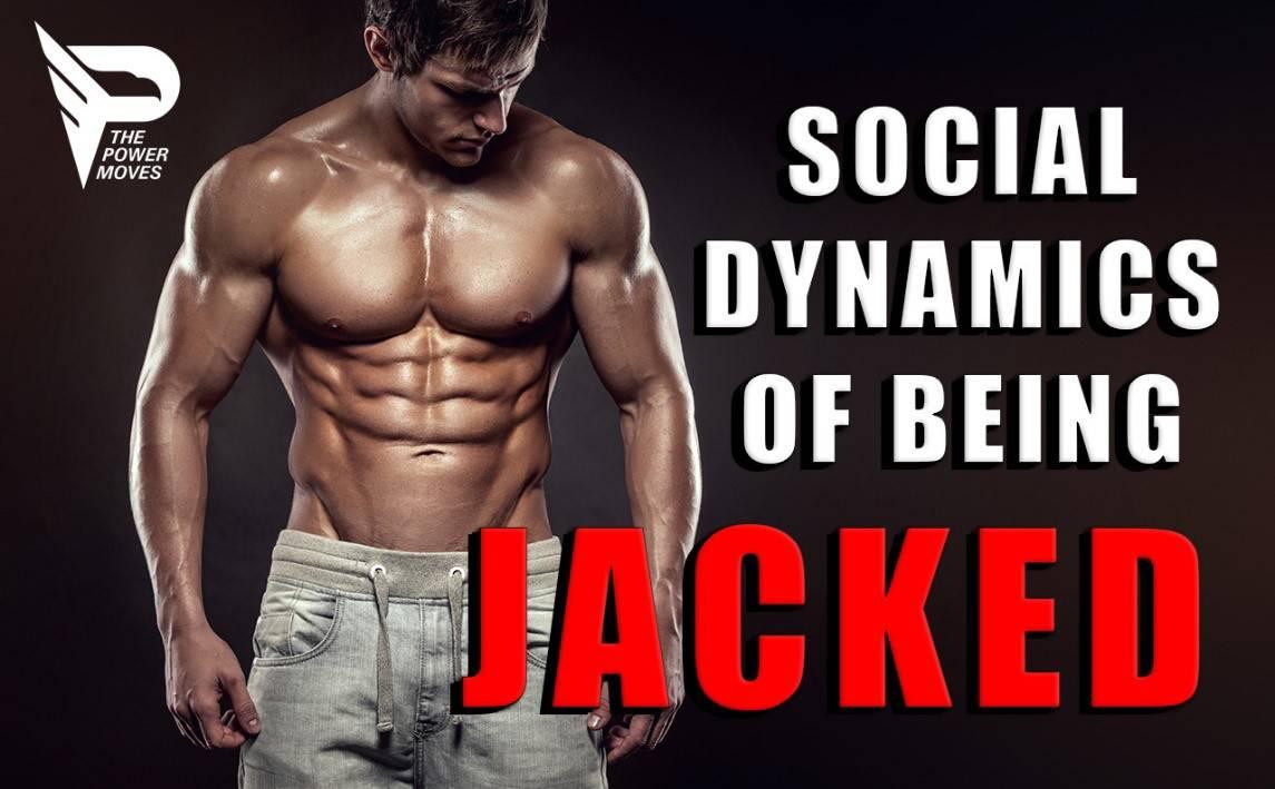 Jacked body power dynamics