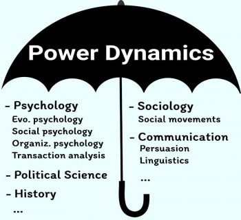 power dynamics within the social sciences