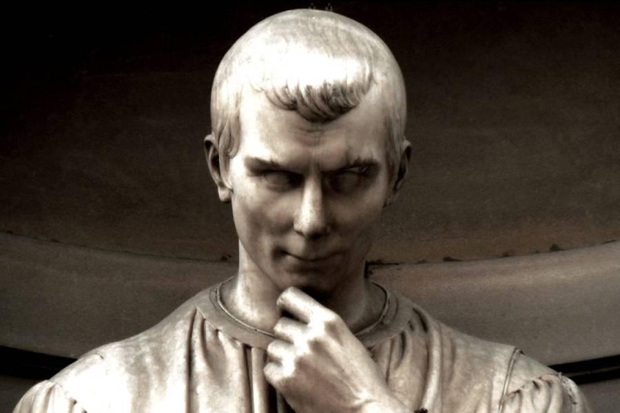 picture of Machiavelli