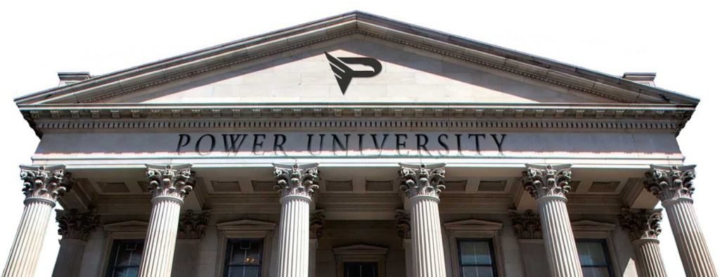 power university logo